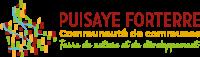 Communauté de communes de Puisaye-Forterre Logo