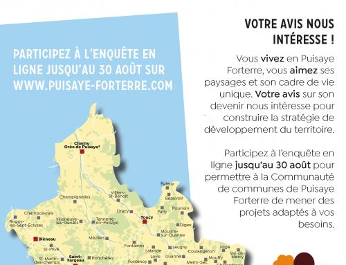 Imaginons ensemble l'avenir de la Puisaye-Forterre !